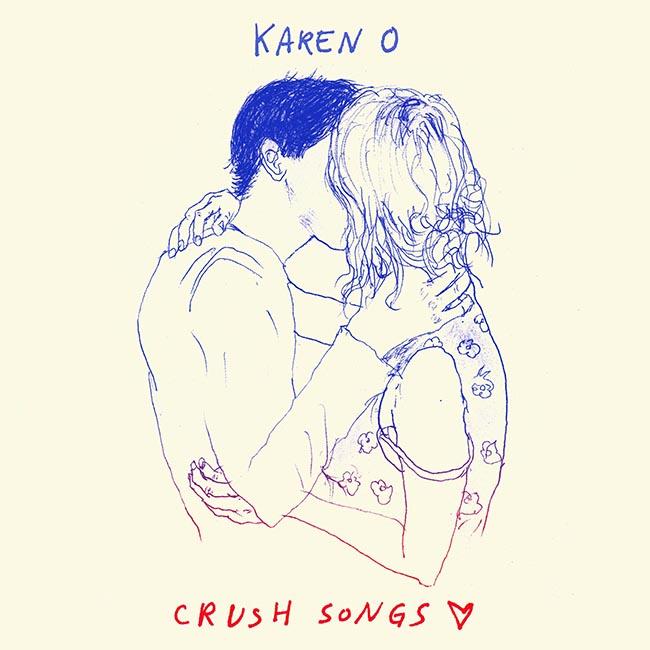 """""""CRUSH SONGS"""" DE KAREN O"""