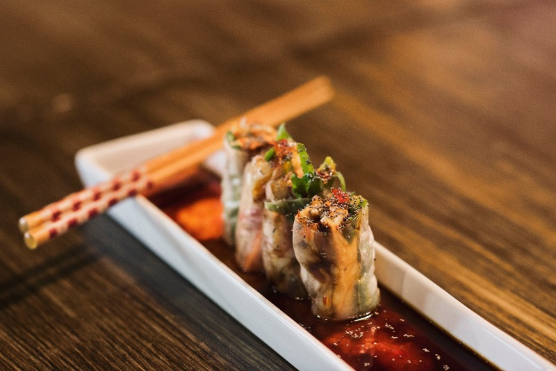 Katana Street Food: la barra asiática de Alicante