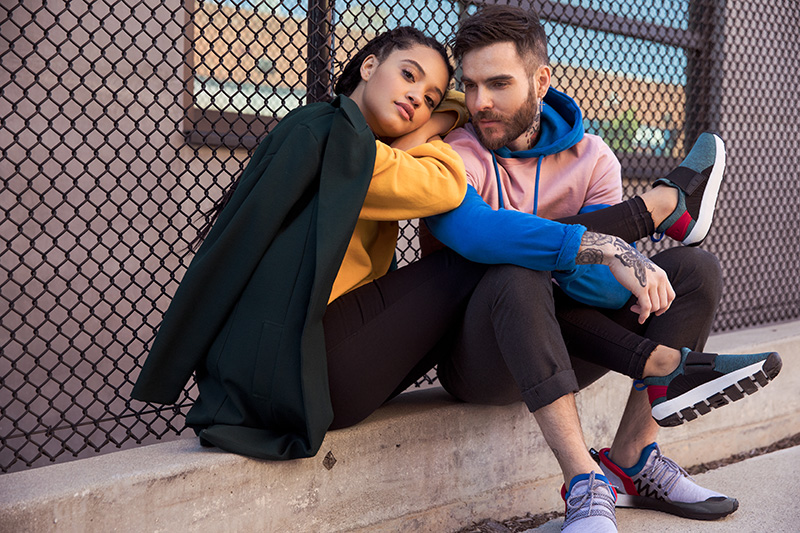 Kiersey Clemons con Coolway Freestyle