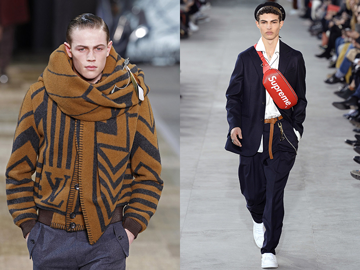 Una retrospectiva de Kim Jones en Louis Vuitton