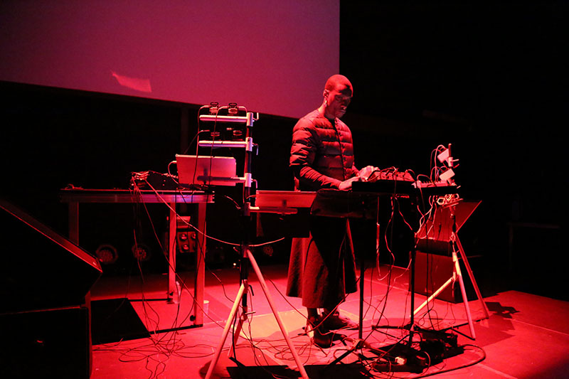 Sudor Laser, L.E.V Festival.