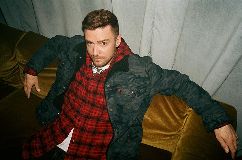 Levi's x Justin Timberlake: Fresh Leaves