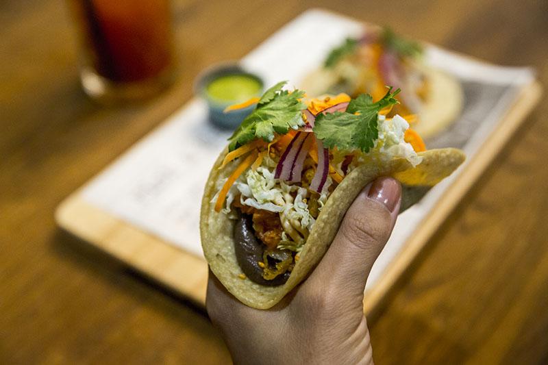 La Gastro Salvaje, tasca mestiza de raíz mexicana