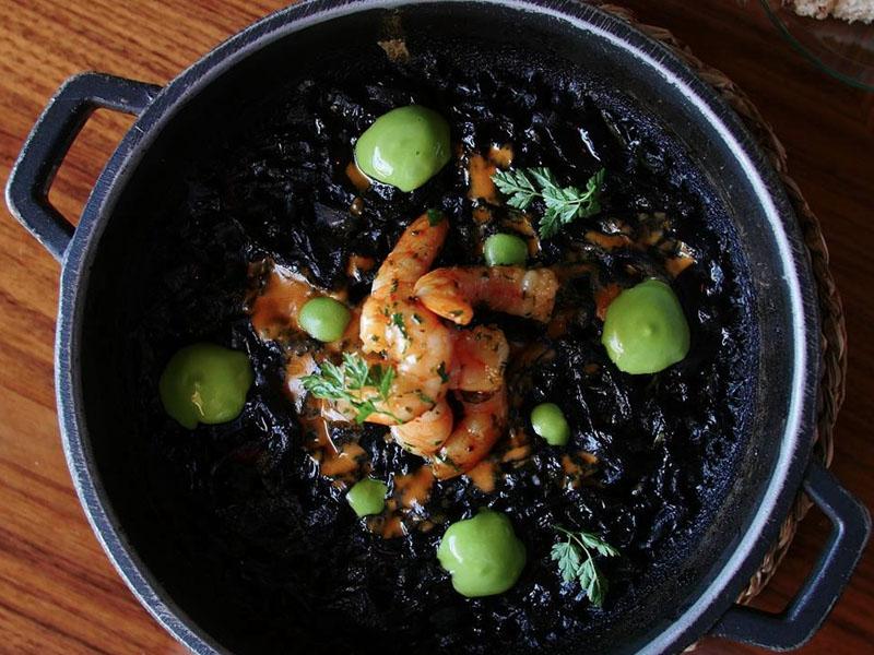 Restaurante La Primera: festín norteño y art déco en Madrid