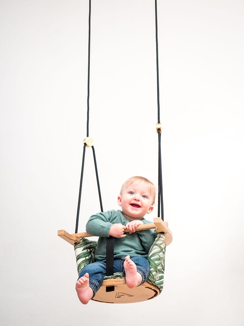 Baby Swing, el columpio cool de La Clínica Design