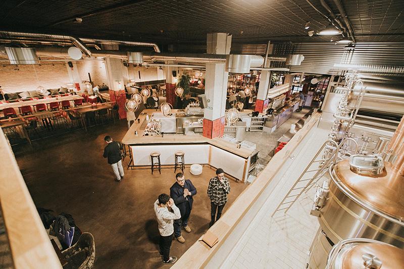 La Fábrica: un nuevo espacio cultural en el Soho de Málaga