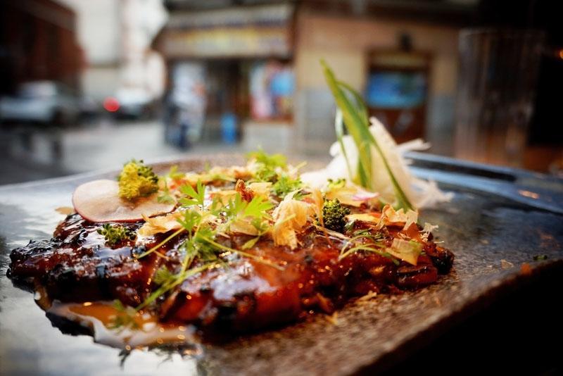 Lamian by Soy Kitchen: restaurante fusión