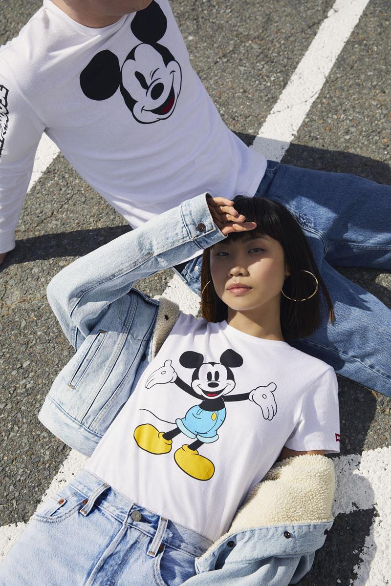 Mickey x Levi's, dos iconos se fusionan