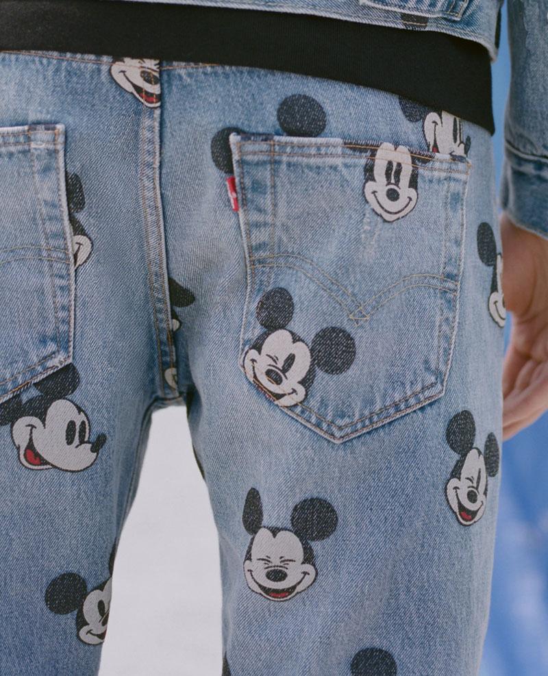 Colección Especial Que Grandes Iconos Une A Dos Mickey X Levi'sLa pGSzqUMV