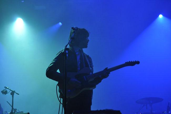 SANTANDER MUSIC FESTIVAL 2012