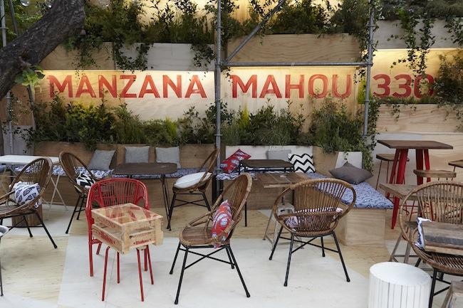 MANZANA MAHOU 330
