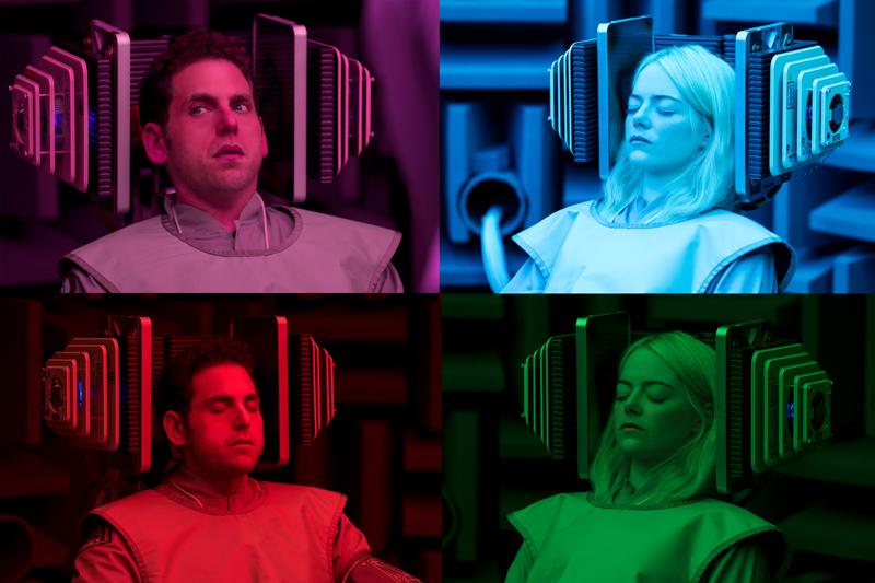 Maniac, la nueva serie de Emma Stone y Jonah Hill