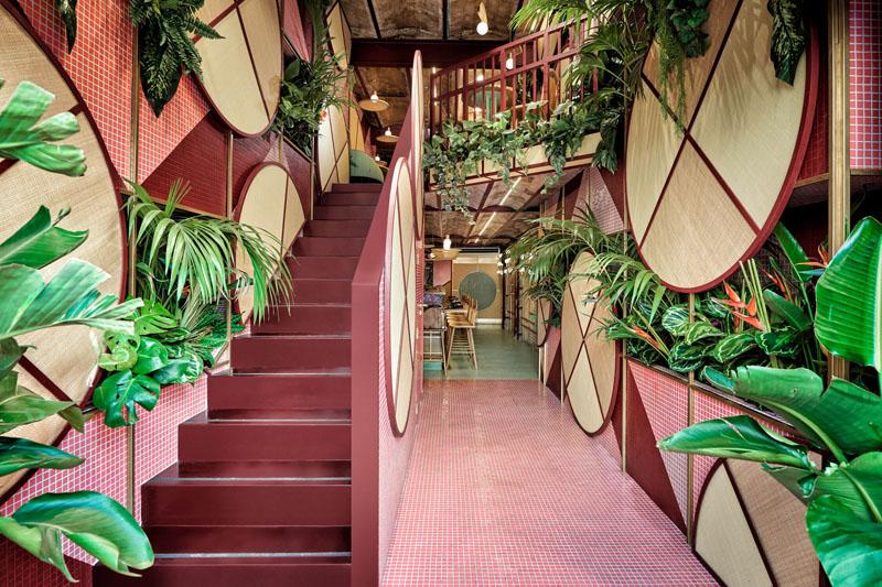 Masquespacio: Interiorismo del Restaurante Kaikay