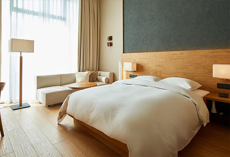 Una realidad: Vivir por fin en el primer hotel Muji
