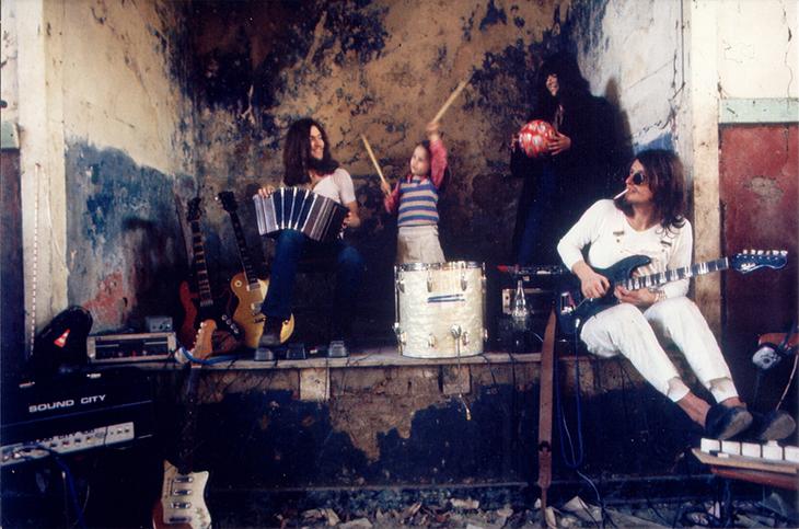 Rock Experimental, Neu! y Carhartt WIP