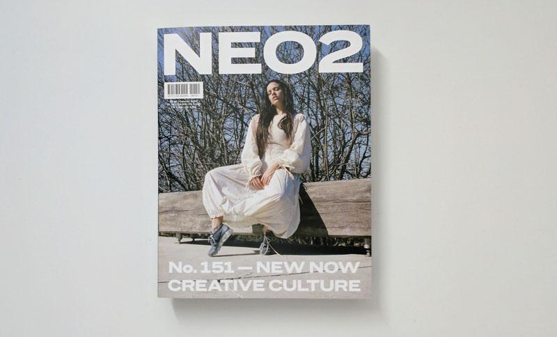 El brutalismo gráfico del nuevo Neo2