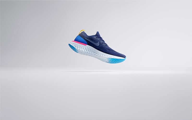 Nuevas Zapas Nike Epic React Flyknit