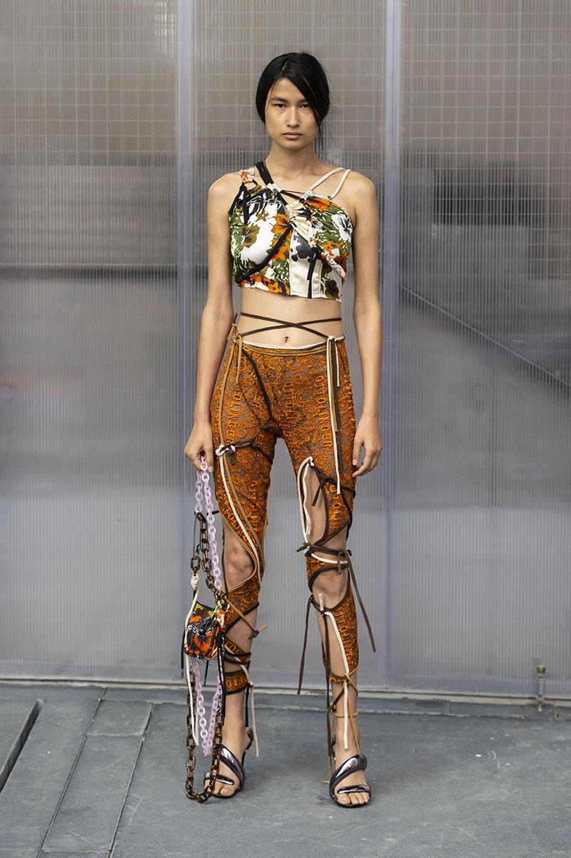 Ottolinger se estrena en la Paris Fashion Week