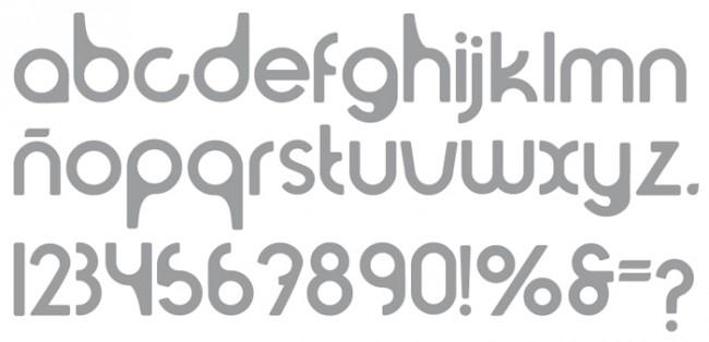 Tipografía Ocular35