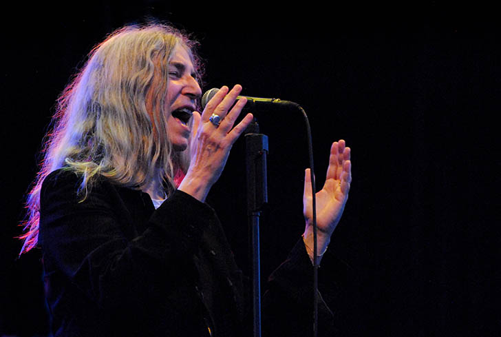 Patti Smith, la sabiduría punk