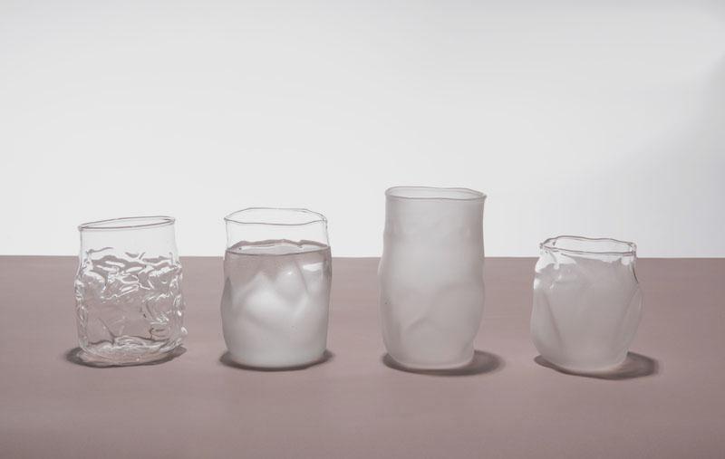 vasos del proyecto Benaïa de Paula Chacartegui