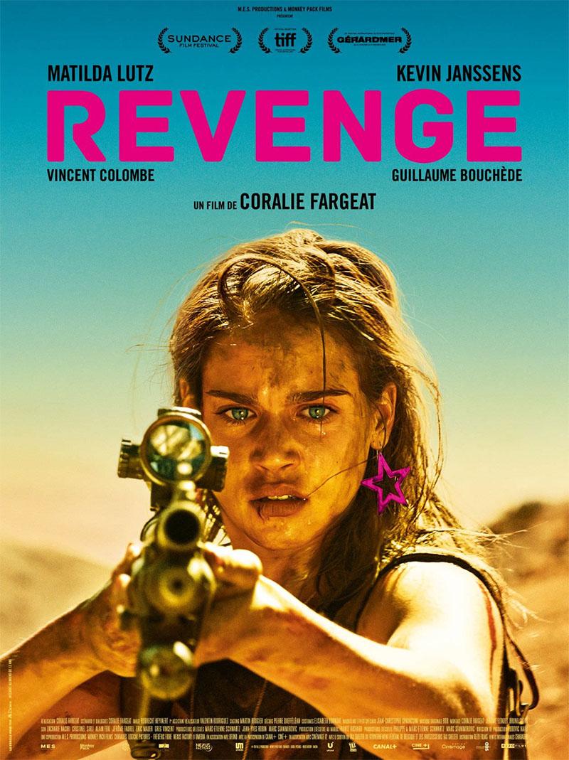 ¿Es Revenge la película del verano?