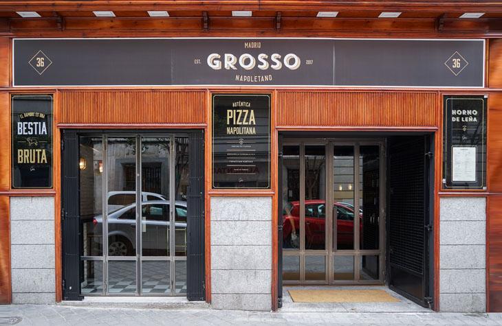 La Pizza Napolitana arrasa en Madrid