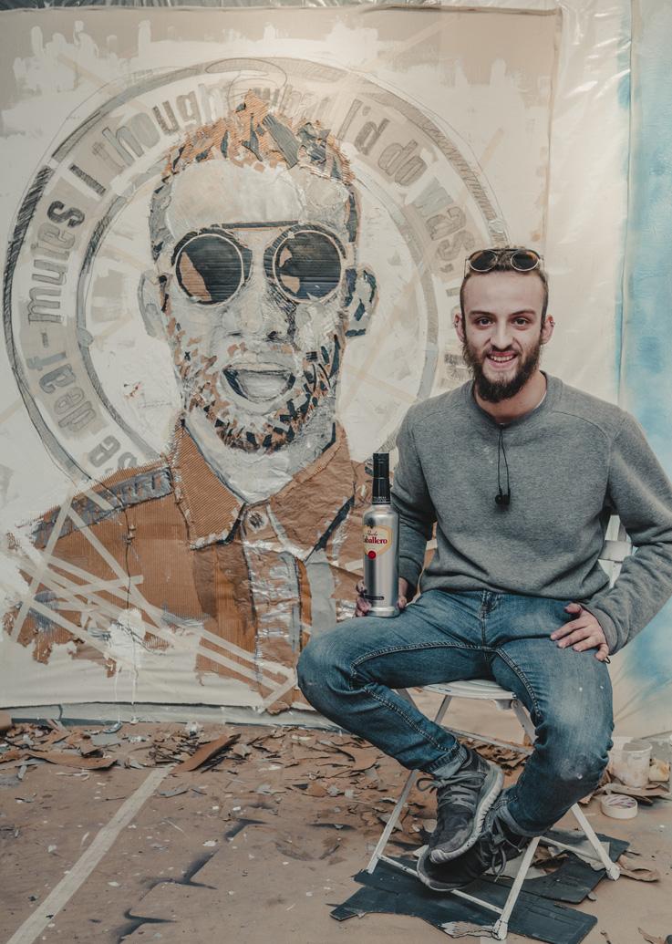 Taquen gana la I Edición de 'Arte con Punch'
