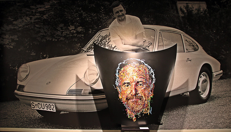 Porsche BarcelonART. Por una buena causa