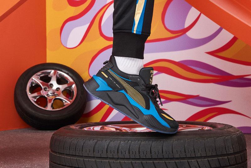 Puma y Hot Wheels presentan nueva colaboración