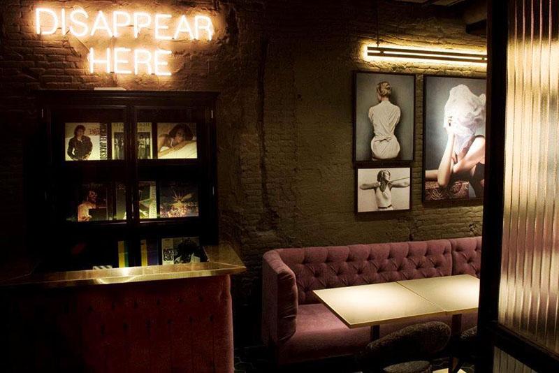 Random Madrid: local de moda y club semiclandestino