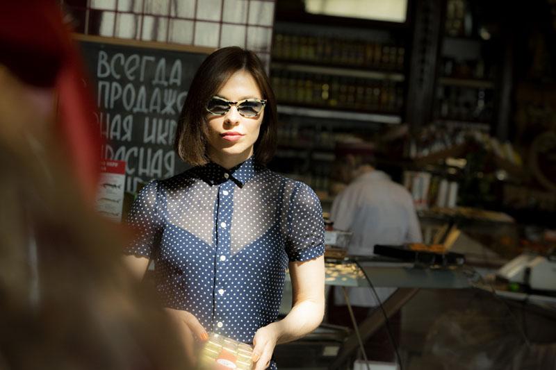 Ray-Ban Studios x Nina Kraviz