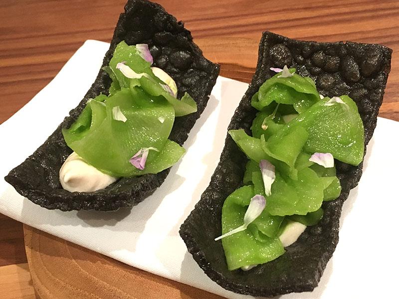 Restaurante Enklima: finura nórdica en Madrid
