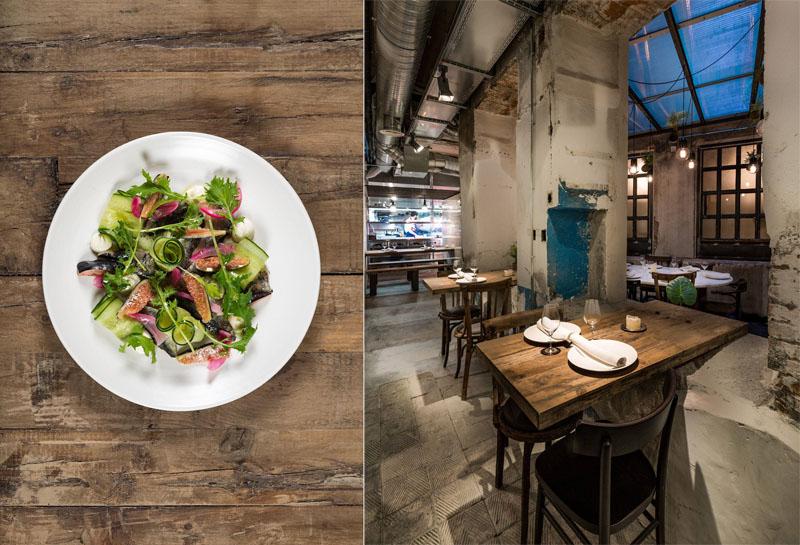 Restaurante Fismuler en Madrid