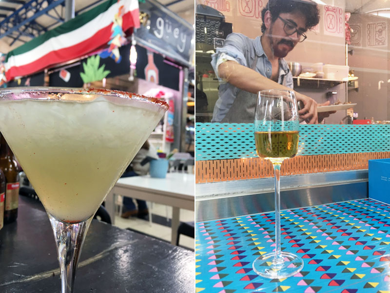 Mercado de Vallehermoso: cocina sin postureos