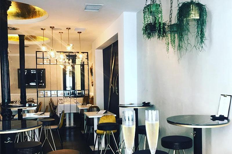 Kuc, el nuevo lugar para estar y comer en Madrid