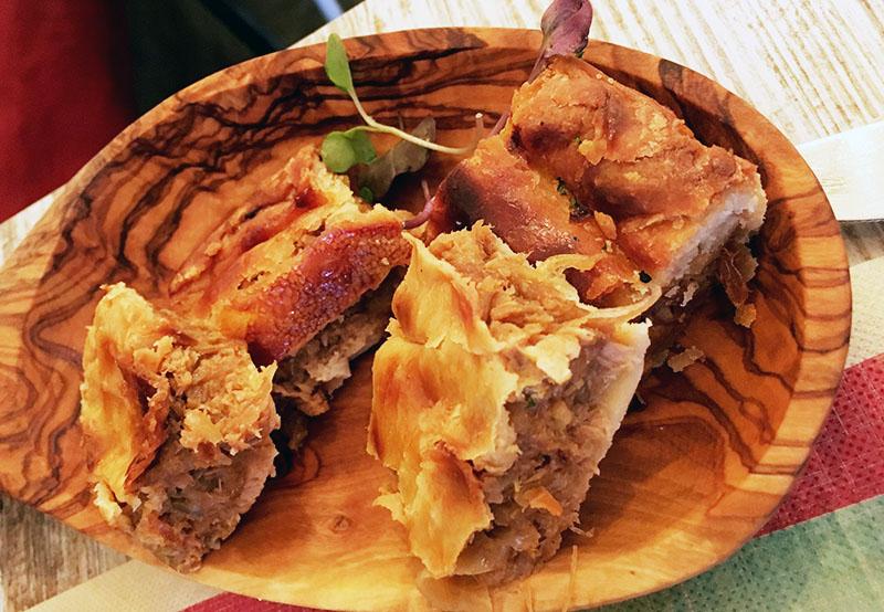 Restaurante Morgana: conjuro gallego en Chueca