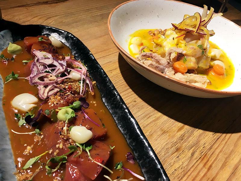 Quispe, un Perú mestizo de sabores y piscos