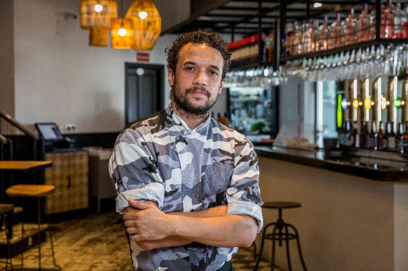 Restaurante_Terraza_Babel_03 Terraza Babel: exotismo en la periferia de Madrid
