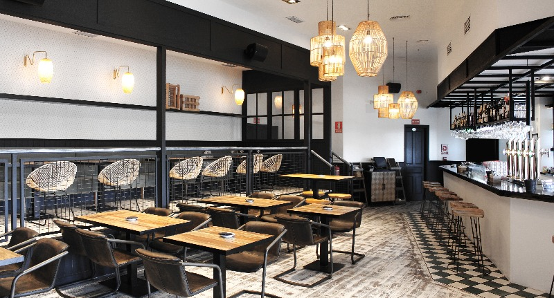 Restaurante_Terraza_Babel_04 Terraza Babel: exotismo en la periferia de Madrid