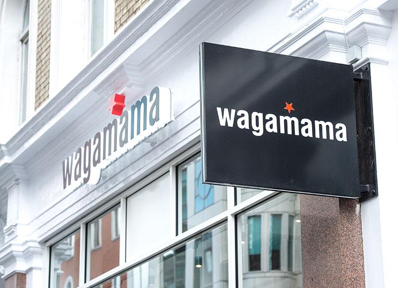 Llegan desde Londres los restaurantes Wagamama