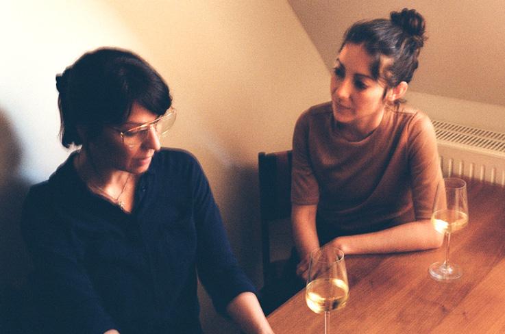Conversación con Regina de Miguel y Lucrecia Dalt