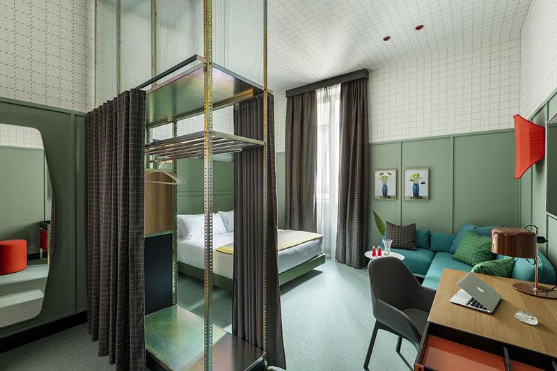 Patricia Urquiola diseña un Hotel en Milán
