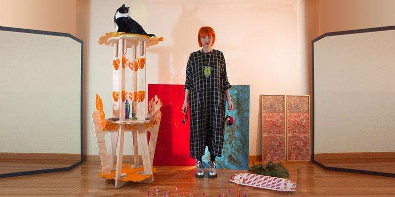 La arquitecta murciana Rosana Galián lanza Garra Studio