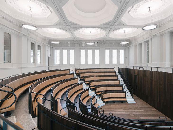 La nueva Royal Academy de David Chipperfield