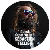 Guest Creative Sébastien Tellier