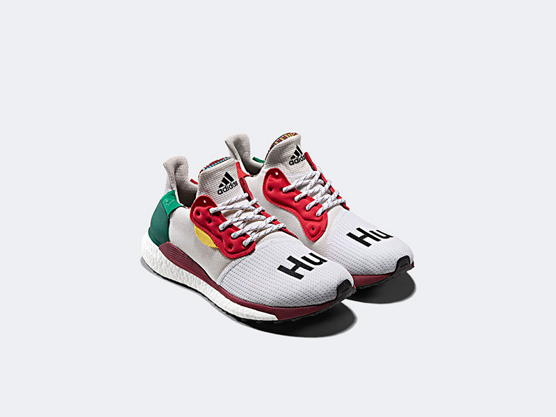 Lo Nuevo de Pharrell Williams para adidas Running
