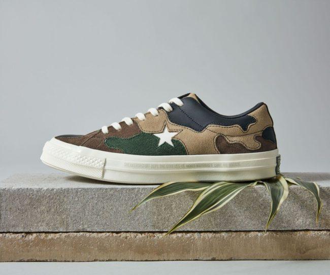Converse x SneakersnStuff
