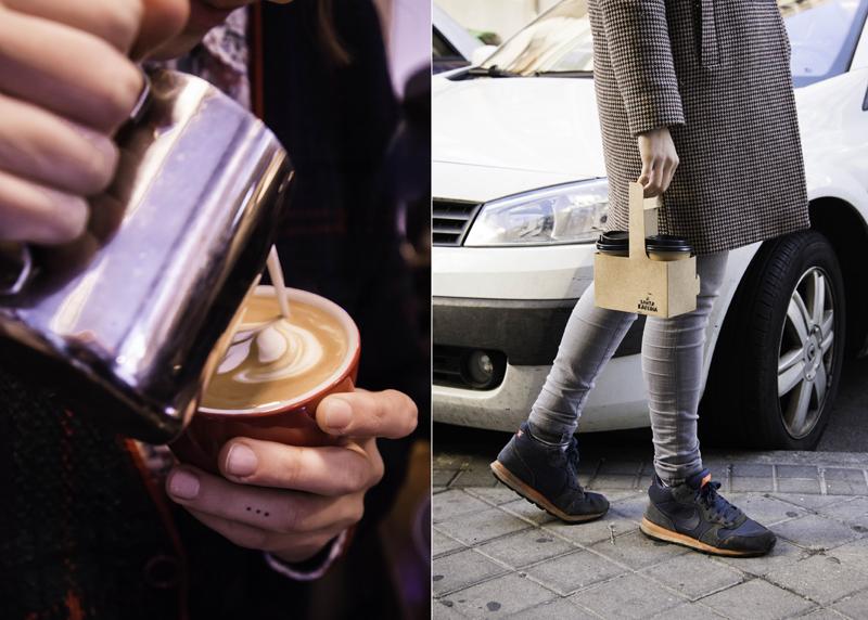 Santa Kafeina: coffee for the soul en Madrid