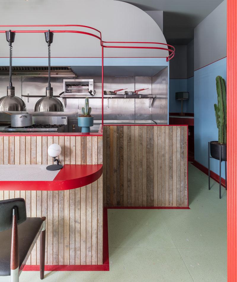 Sella Concept; New Memphis en el sur de Londres